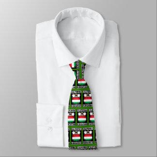 California Hungarian American Tie