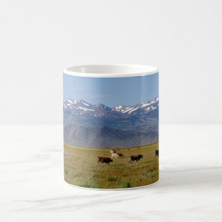 California HWY 395 Landscape Coffee Mug