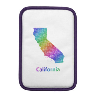 California iPad Mini Sleeve