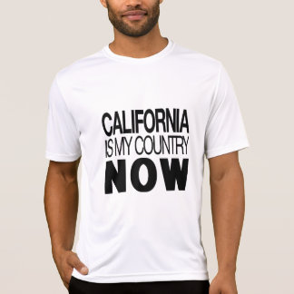California is my country now T T-Shirt