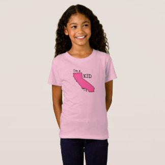 California Kid - Girl T-Shirt