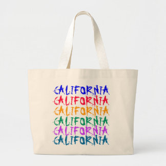 CALIFORNIA large tote