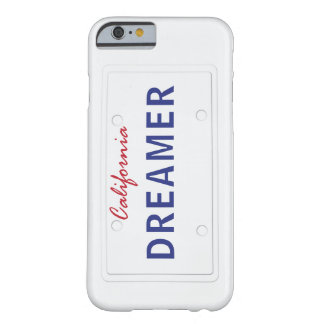 California License Plate Barely There iPhone 6 Case