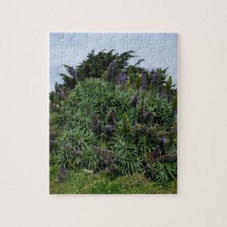 California Lilac Jigsaw Puzzle