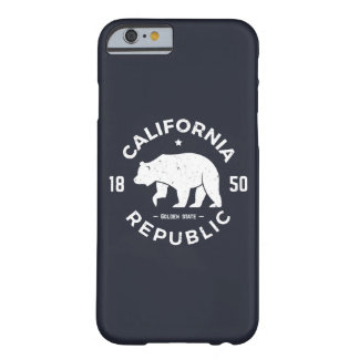 California Logo | The Golden State Barely There iPhone 6 Case