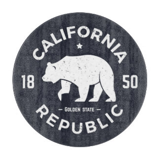 California Logo | The Golden State Cutting Board