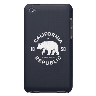 California Logo | The Golden State iPod Touch Case-Mate Case