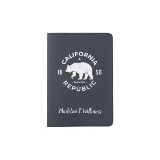 California Logo | The Golden State Passport Holder