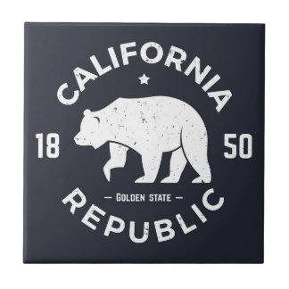 California Logo | The Golden State Tiles