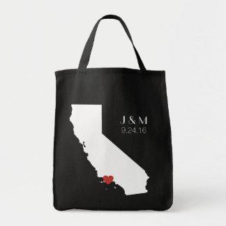 California Love - Customizable Tote Bag