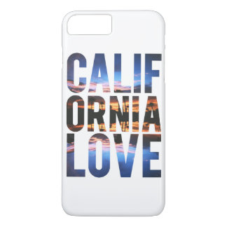 California love iPhone 8 plus/7 plus case