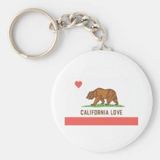 California Love Keychain