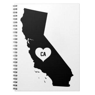 California Love Notebooks
