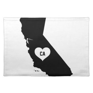 California Love Placemat