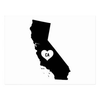 California Love Postcard