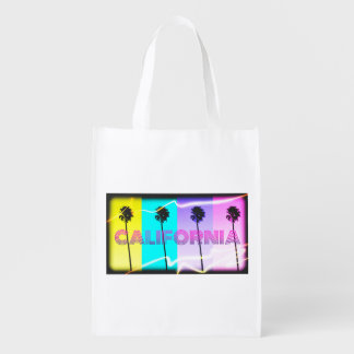 """California Love"" Reusable Tote Bag"