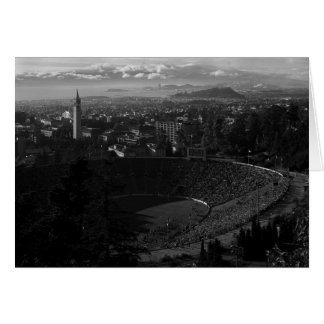 California Memorial Stadium, UC Berkeley Card