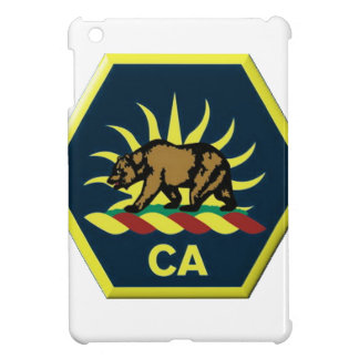 California Military Reserve Case For The iPad Mini