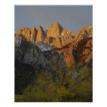 California, Mount Whitney, Inyo National Forest 3 Poster