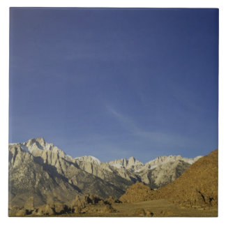 California, Mount Whitney, Inyo National Forest Tile