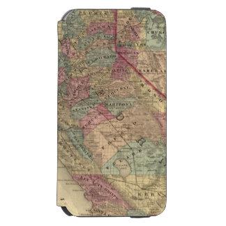 California, Nevada Incipio Watson™ iPhone 6 Wallet Case