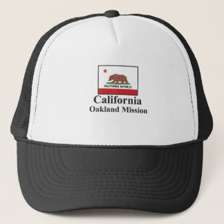 California Oakland Mission Hat
