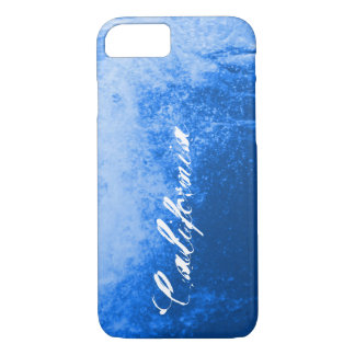 California Ocean Wave iPhone Case