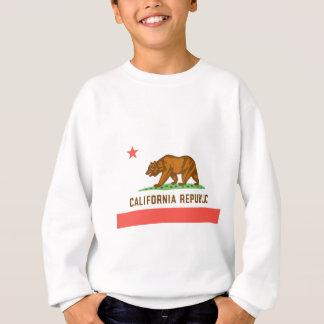 California Official State Flag Sweatshirt
