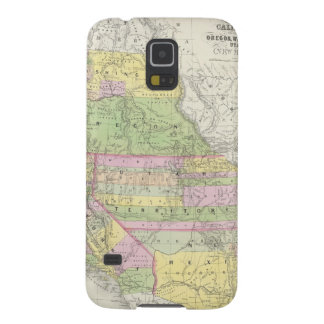 California, Oregon, Washington, Utah, New Mexico 6 Galaxy S5 Covers