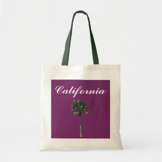 California Palm Tree Budget Tote