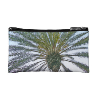 California Palm Tree Cosmetic Bag