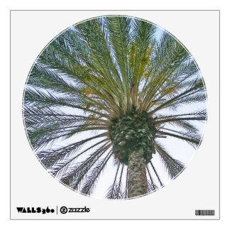 California Palm Tree Wall Decal