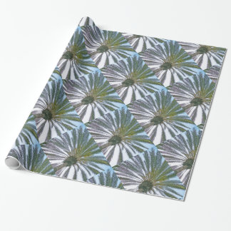 California Palm Tree Wrapping Paper