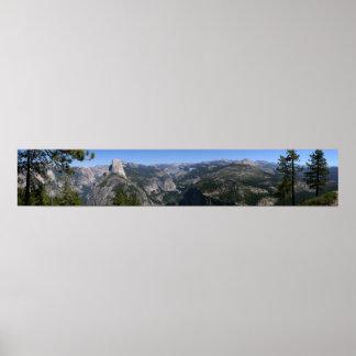 California Panoramic 4 Poster