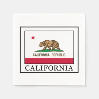 California Paper Napkins