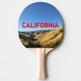 California Ping Pong Paddle