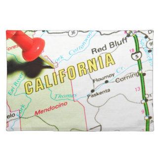California Placemat