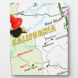 California Plaque