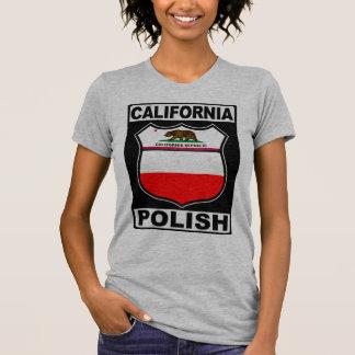 California Polish American Tee