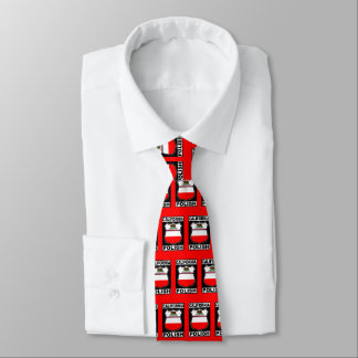 California Polish American Tie