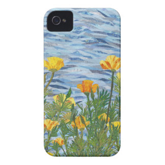 California Poppies iPhone 4 Covers