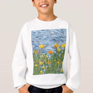 California Poppies Sweatshirt