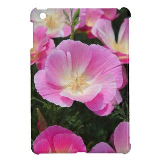 California Poppy iPad Mini Covers