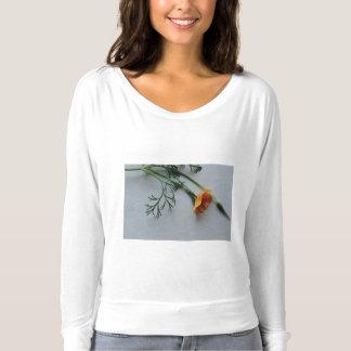 California poppy t-shirt