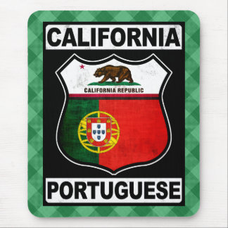 California Portuguese American Mousemat Mouse Pad