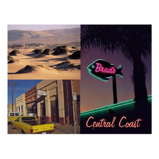 California Postcard (Central Coast)