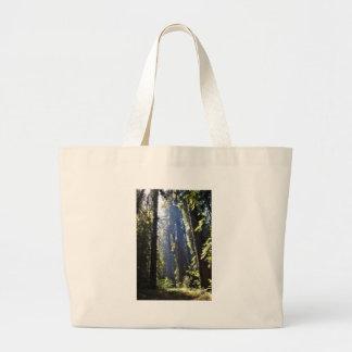 California Redwoods Large Tote Bag