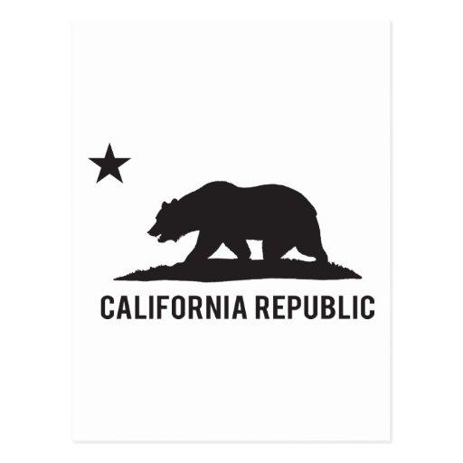 California Republic - Basic Post Cards