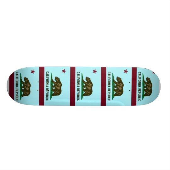 California Republic Custom Skate Board