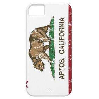 California REpublic Flag Aptos Case For The iPhone 5